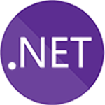 digital global agency dotnet .net icon