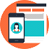digital global agency mobile app development icon image