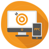 digital global agency ppc icon
